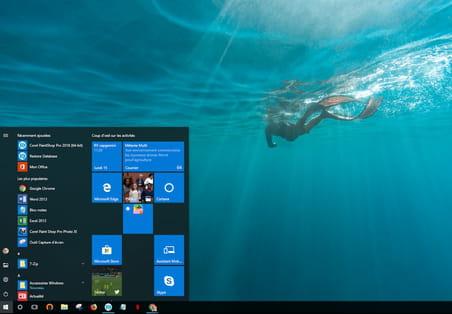 Windows10est accessible gratuitement... jusqu'au 16janvier