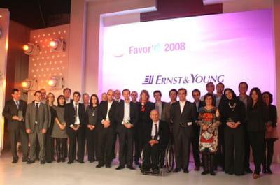 les e-commerçants lauréats de la nuit des favor'i 2008
