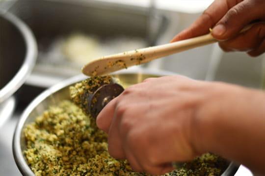 Yaafa, le nouveau fast food qui cuisine le falafel à toutes les sauces