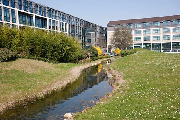 Campus Evergreen du Crédit agricole
