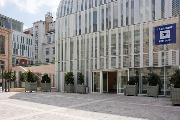 Nouveau siège Banque Postale
