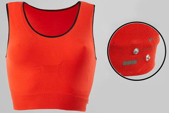 Damart veut suivre la santé des papy boomers avec ses vêtements connectés