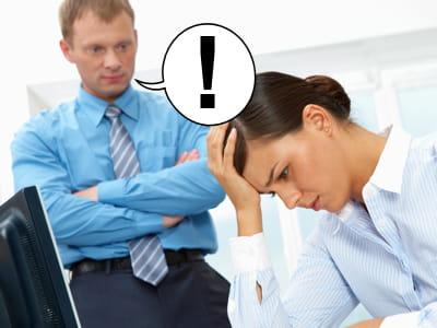 par leurs réflexions, les managers peuvent se montrer désespérants.