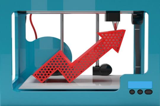 Le marché de l'impression 3D va croître de 20% par an