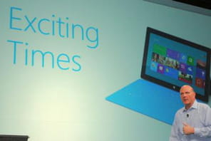 Futur PDG de Microsoft: Hans Vestberg, PDG d'Ericsson, en lice