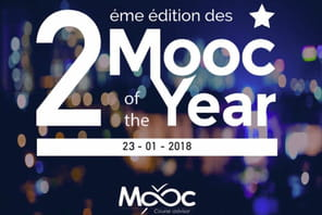 Mooc of the Year : voici les candidats en lice