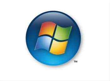 le logo windows sous vista