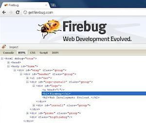 Firebug Lite pour Chrome : déboguer HTML et CSS, mais pas JavaScript