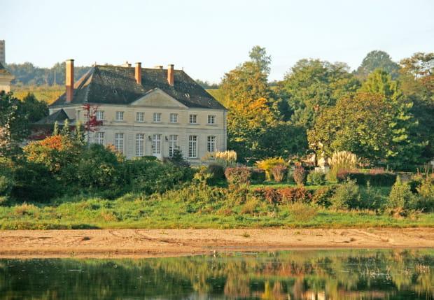 Une gentilhommière dans la Loire