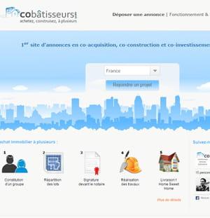 cobatisseurs.com est pour l'instant entièrement gratuit.