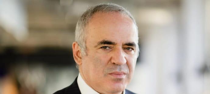 """Garry Kasparov (Avast Security):""""L'intelligence artificielle nous forcera à être davantage créatifs"""""""