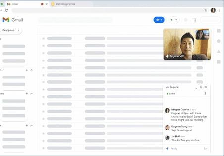 Google Workspace: à quoi ressemble le nouveau GSuite