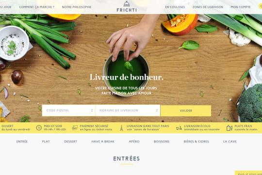 Foodtech : Frichti lève un million d'euros auprès d'Alven Capital