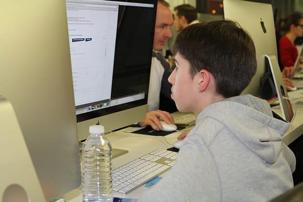Le plus jeune développeur