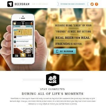 beergr.am, une appli pour offrir une bière à distance