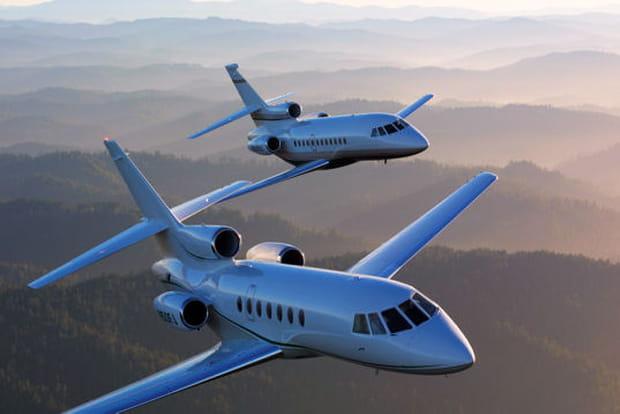 Aviation d'affaire