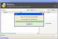 un logiciel de restauration de données