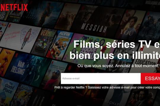 Netflix: Quel prix? Quelle alternative moins chère?