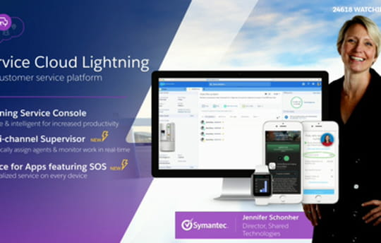 Salesforce dote son CRM d'une interface graphique de nouvelle génération