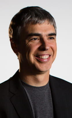 larry page de google