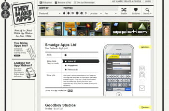 le site theymakeapps.com