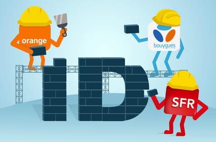 Authentification Web:  Bouygues Telecom, Orange et SFR créent Mobile ID