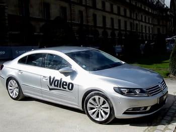 le lidar de valeo qui équipe déjà les voitures autonomes de google coûte