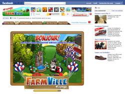 farmville sur facebook