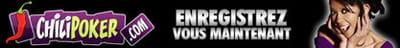 exemple d'une bannière pour le site chilipoker(taille originale : 768x90