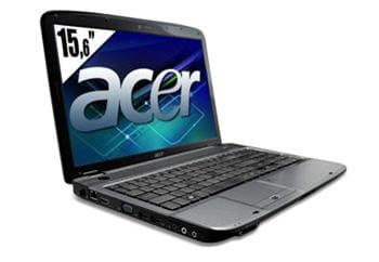 l'acer aspire 5738zg, un portable à petit prix mais grosse configuration.