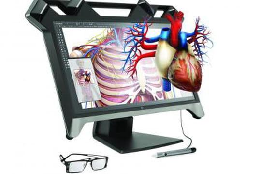 CES : un nouveau moniteur HP taillé pour la réalité virtuelle