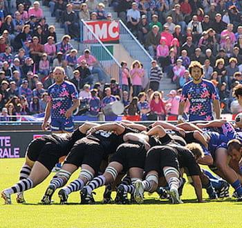 daniel derichebourg veut que son équipe retrouve les sommets du rugby européen.
