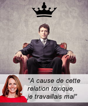le manager de naomi simson se comportait comme un monarque.