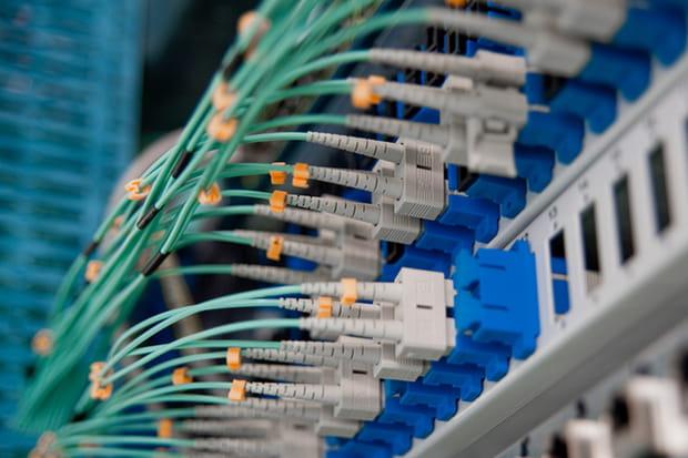 Un réseau d'une capacité de 2,5térabits/s
