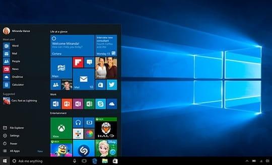 Windows 10déployé par 27% desmoyennes et grandes entreprises françaises