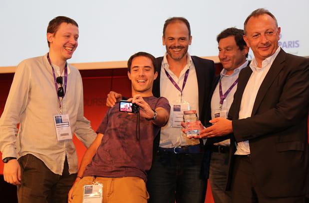 Trophée du meilleur cloud horizontal : platform.sh (Commerce Guys)