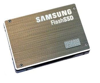 le disque dur ssd 256 gb de samsung