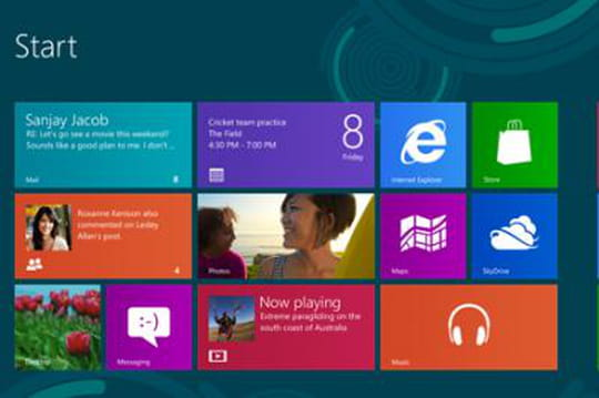 Patch Tuesday : une mise à jour surprise pour Windows 8