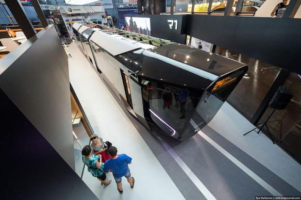 Un tramway comme un autre