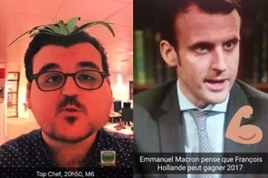 Snapchat, nouveau terrain de jeu et d'expérimentations des médias français