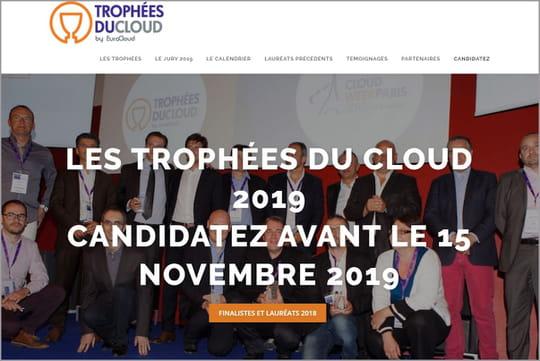 Trophées du cloud 2019: l'appel à candidatures est ouvert