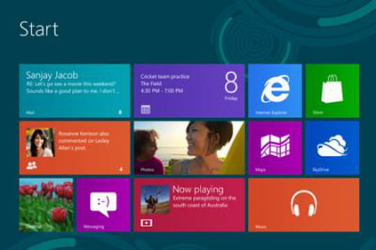Microsoft brade la migration vers Windows 8