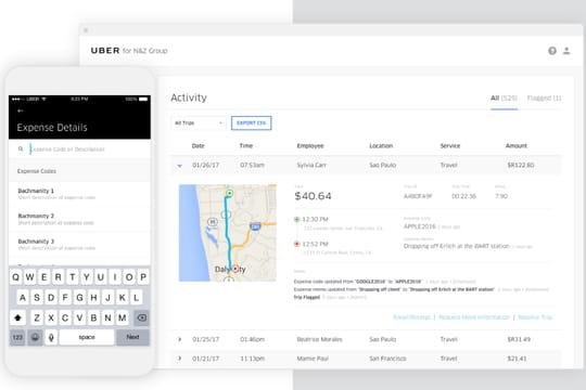 Parti en retard, Uber commence à se rattraper dans le B2B