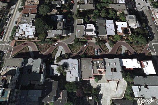 16 clichés insolites révélés par Google Earth