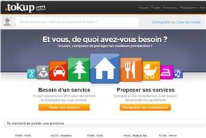 tokup.fr,une société du portefeuille dejean-david blanc.
