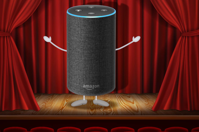 Alexa: les coulisses techniques d'une IA en modecloud