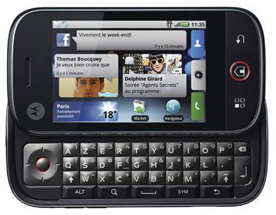 le dext : un mobile pour les jeunes accros à facebook.