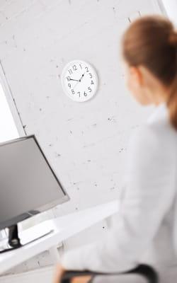 êtes-vous plutôt absorbé par votre tâche ou pressé de quitter le bureau ?
