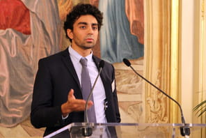 Découvrez le lauréat du Prix Ivy 2017du jeune dirigeant tech