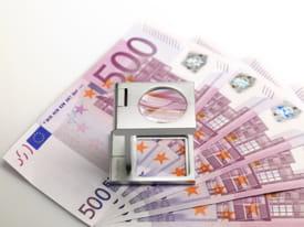 un apport financier significatif rassurera le banquier.